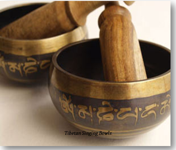Tibetan-singing-bowls